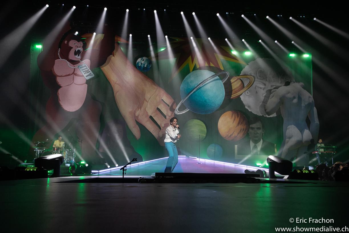 Mika à L'arena